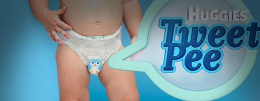 Tweet pee : un allié pour les parents