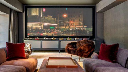 Créer votre salle de cinéma maison