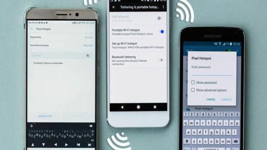 Conseils pour un partage de réseau Wi-Fi sécurisé