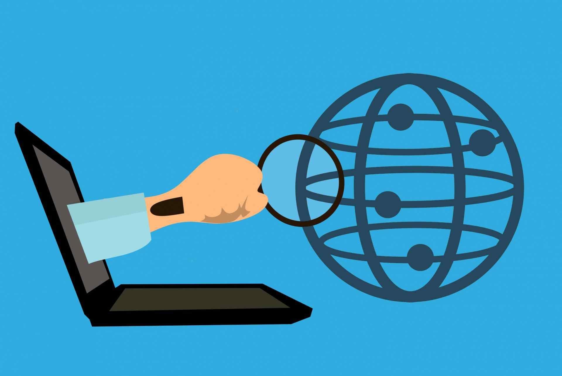 Chercher duplicate content sur le web